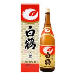 15°日本白鹤上选清酒1.8L