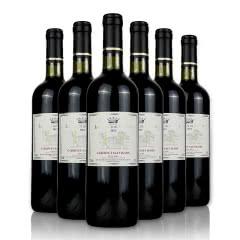 法国皇冠1805赤霞珠干红葡萄酒750ml(6瓶装)