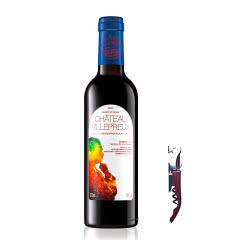 【拉蒙】法国进口红酒波尔多AOC维勒堡E标干红葡萄酒375ml