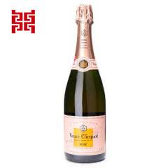 12.5°法国凯歌皇牌(Veuve Clicquot)粉红香槟750ml
