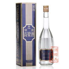 58°金门高粱酒(精选高粱酒)台湾白酒礼盒600ml/瓶