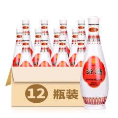 48°杏花村乳玻瓶汾酒475ml(12瓶装)