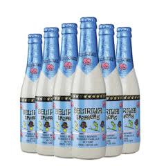 比利时进口浅粉象精酿啤酒330ml(6瓶装)