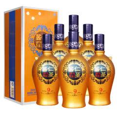 53° 贵州茅台镇 仁圣酱酒 九年 纯粮固态 酱香型白酒 500ml*6(2012年)