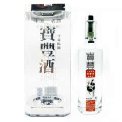 54°宝丰(十陈酿)酒清香型白酒500ml