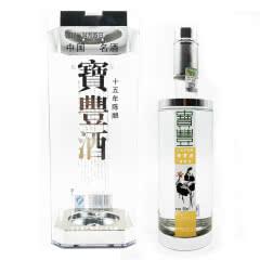 54°宝丰(十五陈酿)酒清香型白酒500ml