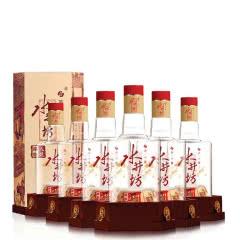 38°水井坊臻酿八号500ml(6瓶装)白酒整箱