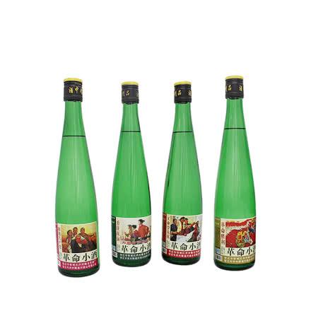 42°浓香型白酒 革命小酒 480ml*1瓶 单瓶装