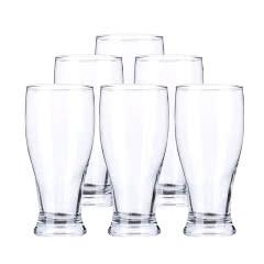 【清仓】啤酒杯450ml(6支装)