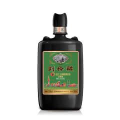 55° 刘伶醉 2017上海国际酒交会纪念酒(绿标)  500ml