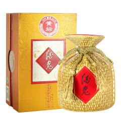 52°酒鬼酒黄坛献礼版婚宴礼盒收藏装国产高度白酒500ml