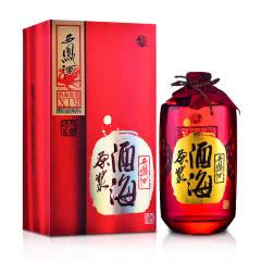 【老酒特卖】45°西凤酒-酒海原浆X1 500ml(2014年)