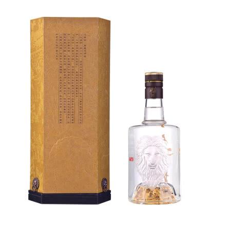 52°水井坊典藏大师版500ml+景德镇荷韵瓷酒器