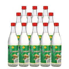 42°牛栏山陈酿白瓶二锅头白酒新a标AY/AE牛二酒水 500ml*12瓶 整箱装