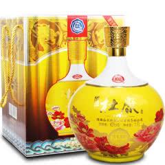 42°白水杜康浓香型坛装酒悦来悦旺(黄)1500ml