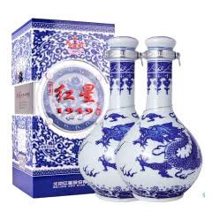 50°红星二锅头千尊1949清香型500ml(2瓶装)