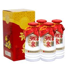 【2012年】50°酒鬼酒龙凤湘泉酒4瓶*475ml整箱装