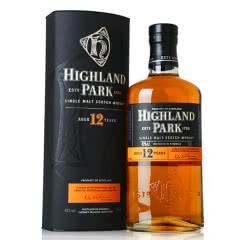 40°英国高原骑士12年单一麦芽威士忌700ml
