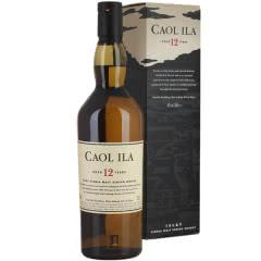 43°英国卡尔里拉12年单一麦芽威士忌700ml
