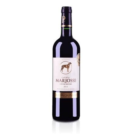 法国玛玖思城堡金狗珍藏干红葡萄酒750ml