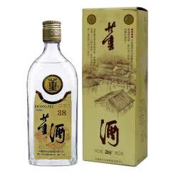 【老酒特卖】38°董酒500ml(1993年左右)收藏老酒