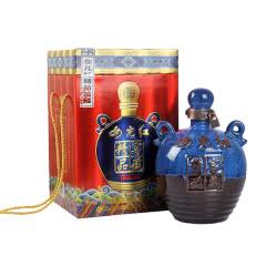 绍兴黄酒女儿红精品窖藏礼盒酒2.5L