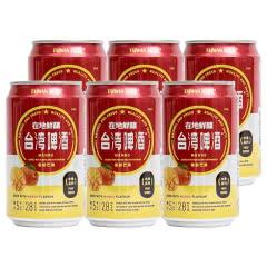 台湾啤酒芒果口味330ml*(6听装 )