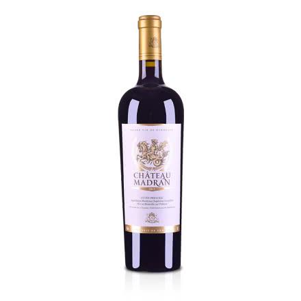 法国梦特骑士城堡干红葡萄酒(正牌)750ml
