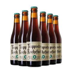 比利时进口修道院啤酒罗斯福8号精酿啤酒330ml(6瓶装)