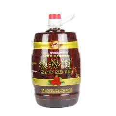 威佰利 洞藏陈酿桶装杨梅酒 湖南靖州特产 2.5L
