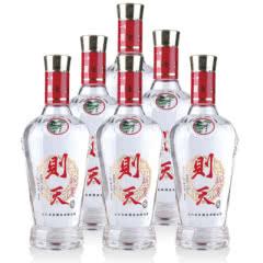 45°泓誉则天故里原浆酒汾酒产地清香型白酒500ml(6瓶装)
