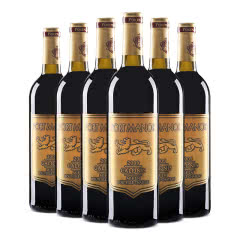 法国原酒进口红酒港城庄园凯隆家族干红葡萄酒整箱装750ml*6