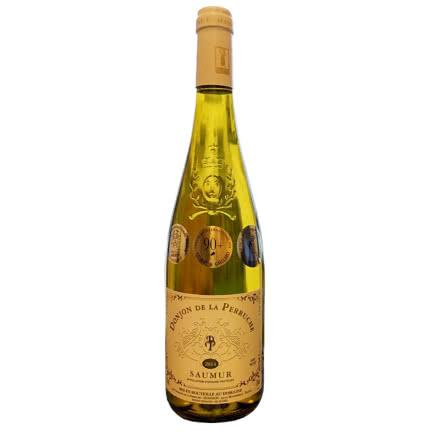 法国索米尔柏瑞斯干白葡萄酒750ml