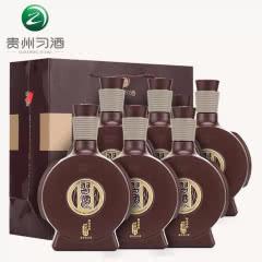 53°贵州茅台集团习酒窖藏1998版500ml*6瓶整箱装