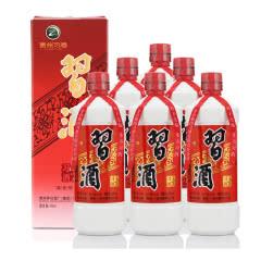 53°贵州茅台集团习酒老习酒500ml*6瓶