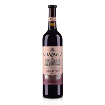 张裕(CHANGYU)红酒 特选级解百纳干红葡萄酒750ml