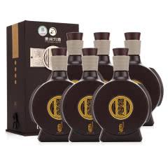 53°贵州习酒窖藏1988版500ml*6瓶整箱装