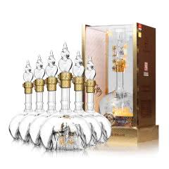 52°西凤酒 华山论剑20年 白酒礼盒装整箱500ml(6瓶)