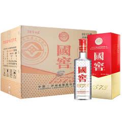 38°泸州老窖国窖1573浓香型白酒整箱礼盒装酒水500ml(6瓶装)