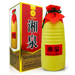 融汇陈年老酒 54º酒鬼酒 湘泉酒500ml (2012年)