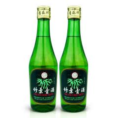老酒 45°竹叶青酒250ml (2瓶装) 2005年