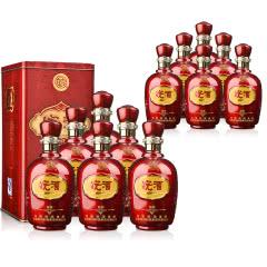 42°皖酒醇香500ml(6瓶装)+42°皖酒醇香裸瓶500ml(乐享)(6瓶装)
