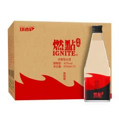 42° 燃点白酒 燃烧瓶 500ml(12瓶装)