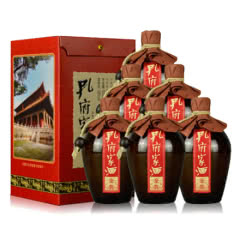 38°孔府家酒 新金装大陶酒 浓香型白酒整箱500ml(6瓶装)