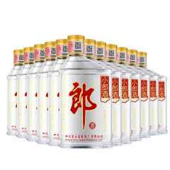 45°郎酒小郎酒歪嘴郎100ml(12瓶装)