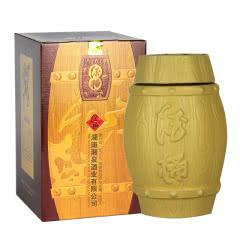 52°湘酒酒桶兼香型白酒 500ml单瓶装