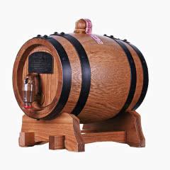 法国进口原酒 橡木桶XO白兰地洋酒 1.5L/罐 家庭展柜艺术摆件酒