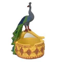 创意个性时尚欧式雀烟灰缸