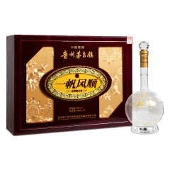 52°贵州茅台镇一帆风顺酒500ml(2瓶装)