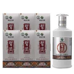 53°贵州习酒银质习酒500ml*6瓶